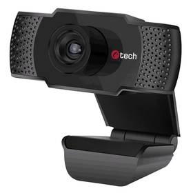 C-Tech CAM-07HD, 720p (CAM-07HD) čierna