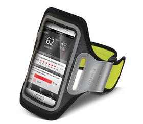 Celly Armband XXL (AIRBAND01) žluté