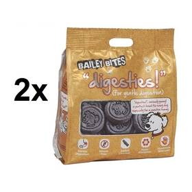 Barking Heads Bailey Bites Digestives 2 x 200g