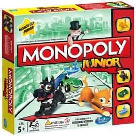 Hasbro Monopoly junior + Doprava zdarma
