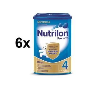 Nutrilon 4 Pronutra, 800g x 6ks + Doprava zdarma