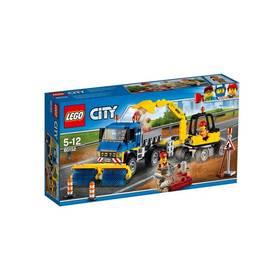 LEGO® CITY GREAT VEHICLES 60152 Zametací vůz a bagr