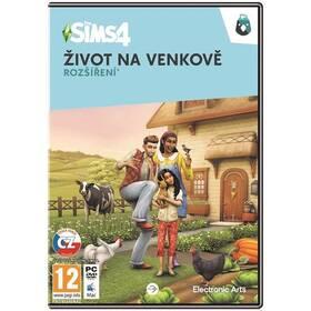 EA PC The Sims 4: Život Na Venkově (EAPC05173)