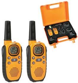 Vysielačky Topcom 9100 (5411519010568) oranžová
