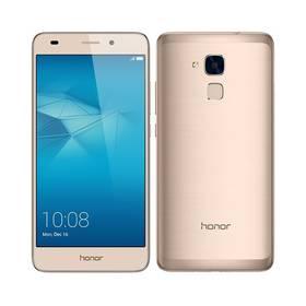 Honor 7 Lite Dual SIM (51090MRS) zlatý SIM s kreditem T-Mobile 200Kč Twist Online Internet (zdarma)Software F-Secure SAFE 6 měsíců pro 3 zařízení (zdarma) + Doprava zdarma