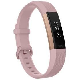 Fitbit Alta HR large - Pink Rose Gold (FB408RGPKL-EU) + Doprava zdarma