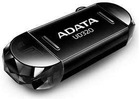 A-Data UC320 64GB OTG (AUD320-64G-RBK) černý