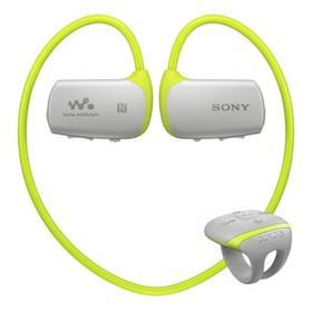Sony NWZ-WS613G zelený + Doprava zdarma