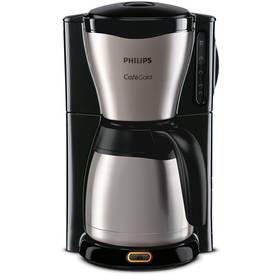 Philips Metal Therm HD7546/20 černý/nerez + Doprava zdarma