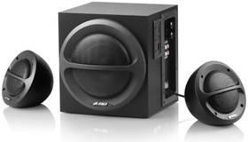 Fenda F&D A111 2.1, USB, SD (A111) černé