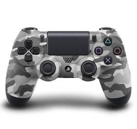 Sony Dual Shock 4 pro PS4- vojenská kamufláž (PS719453512)
