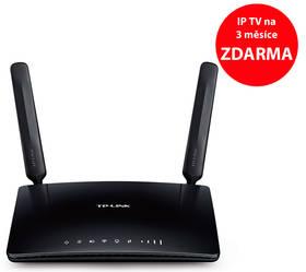 TP-Link Archer MR200 4G/LTE + IP TV na 3 měsíce ZDARMA (Archer MR200) + Doprava zdarma