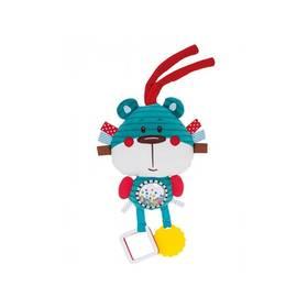 Edukačná hračka Canpol babies Forest Friends, macko - modrá