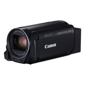 Canon LEGRIA HF R806 Essential Kit + púzdro + karta (1960C015) čierna