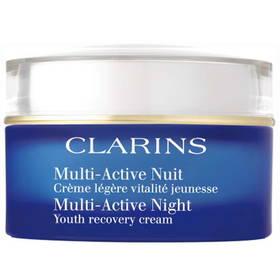 Noční krém proti prvním vráskám pro normální až smíšenou pleť Multi-Active (Night Youth Recovery Cream) 50 ml