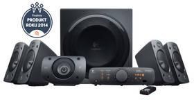 Logitech Z906 5.1 Surround Sound (980-000468) černá + Doprava zdarma