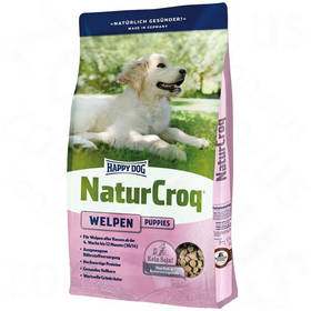 HAPPY DOG Natur-Croq Welpen 15 kg + Doprava zdarma
