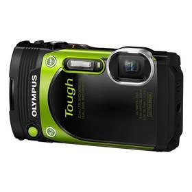 Olympus TG-870 zelený + Doprava zdarma