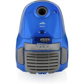 Podlahový vysávač ETA Preto 1487 90010 modrý