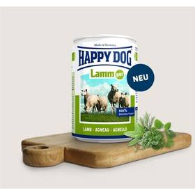 HAPPY DOG Lamm Pur - 100% jehněčí maso 800 g