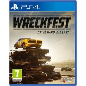 THQ Nordic PlayStation 4 Wreckfest (9120080073204)