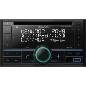 KENWOOD DPX-5200BT čierne