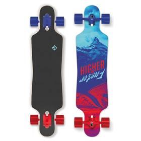 """Street Surfing Freeride 39"""" Curve Higher Faster + Reflexní sada 2 SportTeam (pásek, přívěsek, samolepky) - zelené v hodnotě 58 Kč + Doprava zdarma"""