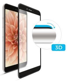 FIXED 3D Full-Cover pro Apple iPhone 7 Plus/8 Plus (FIXG3D-101-033BK) černé + Doprava zdarma