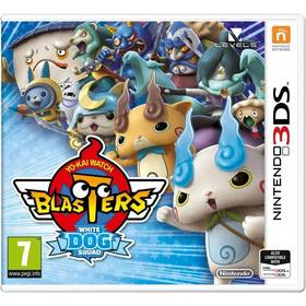 Nintendo 3DS YO-KAI WATCH Blasters White Dog (NI3S91540)