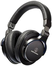 Audio-technica ATH-MSR7 (AU ATH-MSR7 BK) černá + Doprava zdarma