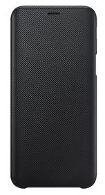 Samsung Wallet Cover pro Galaxy J6 (EF-WJ600C) (EF-WJ600CBEGWW) černé