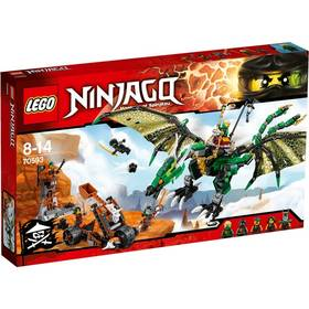 Stavebnica Lego® Ninjago 70593 Zelený drak NRG