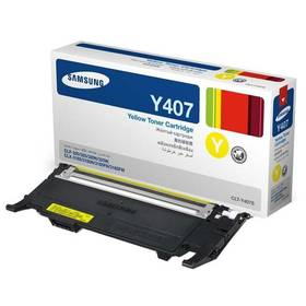 Samsung CLT-Y4072S, 1K stran - originální (CLT-Y4072S/ELS) žlutý