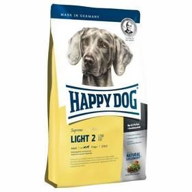 HAPPY DOG LIGHT 2 - Low Fat 12,5 kg + Antiparazitní obojek za zvýhodněnou cenu + Doprava zdarma