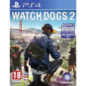 Ubisoft PlayStation 4 Watch Dogs 2 (USP484103)