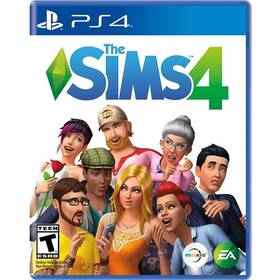 EA PlayStation 4 The Sims 4 (EAP472901)