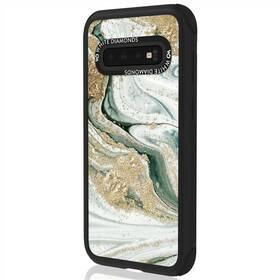 White Diamonds Tough Marble Case na Samsung Galaxy S10 (WD2830TMC97) tyrkysový