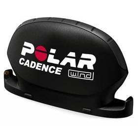 Snímač kadence POLAR WIND, černý