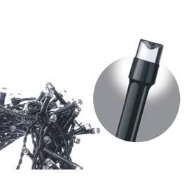 EMOS 100 LED řetěz, 10m, studená bílá/teplá bílá, programy (1534201100)