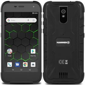 myPhone Hammer Active 2 (TELMYAHACTIVE23GBK) černý