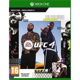 EA Xbox One UFC 4 (EAX307711)