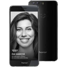 Honor 8 Dual SIM černý SIM s kreditem T-Mobile 200Kč Twist Online Internet (zdarma)Software F-Secure SAFE 6 měsíců pro 3 zařízení (zdarma) + Doprava zdarma