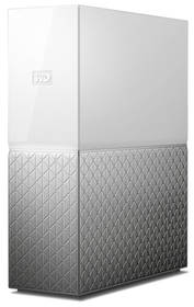 Datové uložiště (NAS) Western Digital My Cloud Home 6TB (WDBVXC0060HWT-EESN) stříbrné/bílé