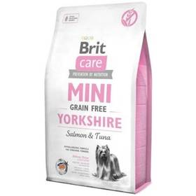 Brit Care Dog Mini Grain Free Yorkshire 7 kg + Doprava zdarma