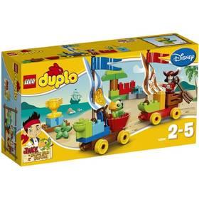 Lego® DUPLO Pirát Jake 10539 Závody na pláži