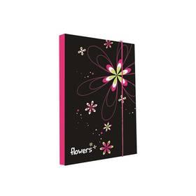 P + P Karton A4 Flowers