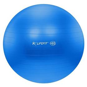 LIFEFIT ANTI-BURST 65 cm modrý