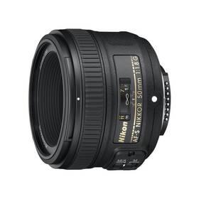Nikon NIKKOR 50mm f/1.8G AF-S černý