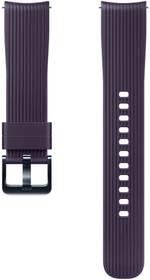 Samsung silikonový pro Galaxy Watch ET-YSU81M 20mm (ET-YSU81MVEGWW) fialový