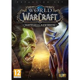 Hra Blizzard PC World of Warcraft: Battle for Azeroth (CEPC25931)